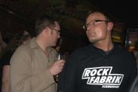 Rockfabrik Eröffnung am 04.03.2010