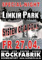 LINKIN´PARK - SYSTEM OF A DOWN SPECIAL
