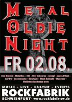 METAL OLDIE NIGHT